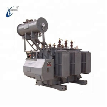 Factory direct supply 132kv 40mva three winding step down transformer