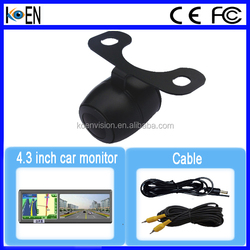 Hot Selling Waterproof HD 12V Car Rear View Camera For All Cars