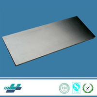alloy nickel hastelloy X plate W.Nr 2.4665