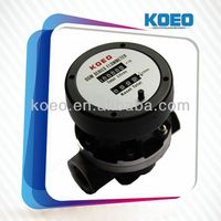 Top Selling Electronic Digital Flow Meter,Gear Flowmeter