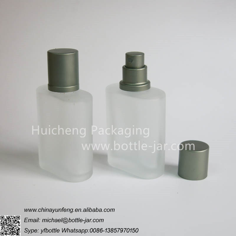 30ml sprayer perfume glass bottle