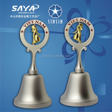 Custom make decoration souvenir bell wholesale price