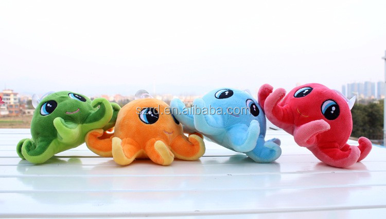 Cute Octopus doll stuffed plush toy/high quality Octopus toys for Christmas gif/Most popular plush toy