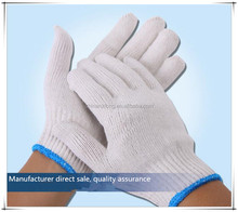 Factory manufacture cotton gloves price