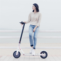 YIDE 2018 xiaomi electric scooter no folding 8.5inch scooter m365