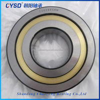 Long life angular contact ball bearing B7203C/136203 made in China
