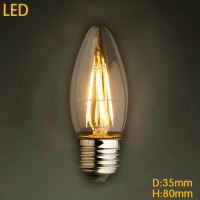 Super long life 6w led filament bulb made in china