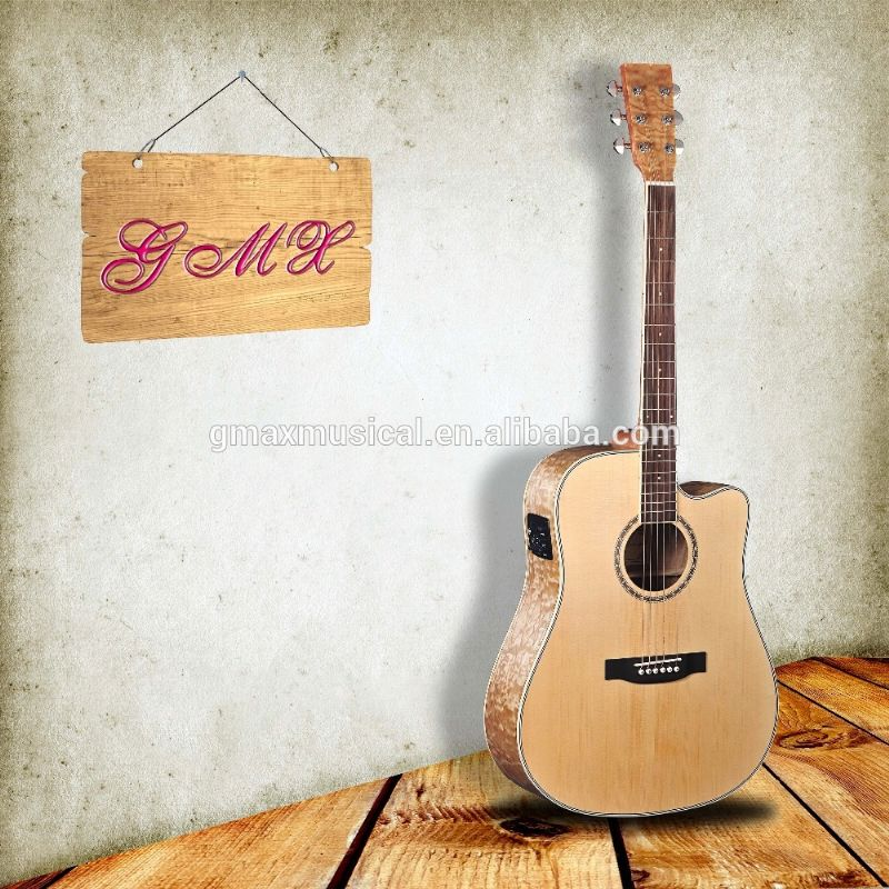 New OEM acoustic electric guitar Fashionable