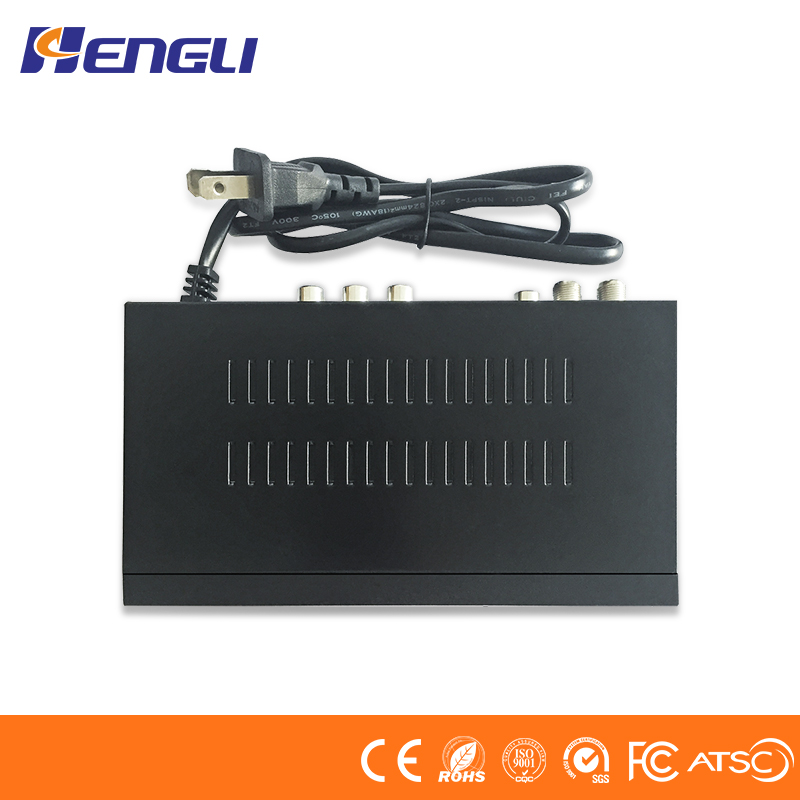 Reliable and cheap various channel atsc decoder manufactured in China
