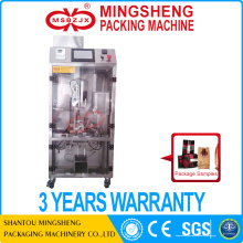 JX007 Automatic given-bag filling sealing machine plastic bag filling sealing machine