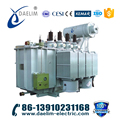 Three Phase Low Loss Oil immersed 20/0.4kv transformer 180kva dyn11 OLTC