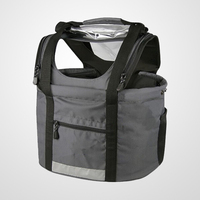 An Exclusive Transportation Device Bicycle Small Pet Bag
