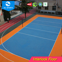 Indoor Outdoor Futsal Flooring