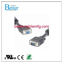 Top level new products 2 rca to vga cable