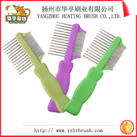 Double use lice comb/pet nit comb/dog grooming lice comb