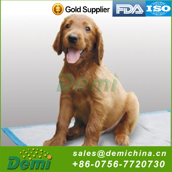 Factory sale various widely used training pads for dogs
