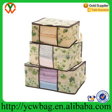 Large Storage bags for clothes folding cloth bag packaging bag