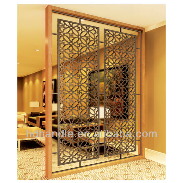 Safe and durable wall decor metal