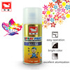 High Quality aerosol spray paint fast dry green product