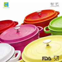 High quality enamel cookware set new enamel casserole enamel cookware
