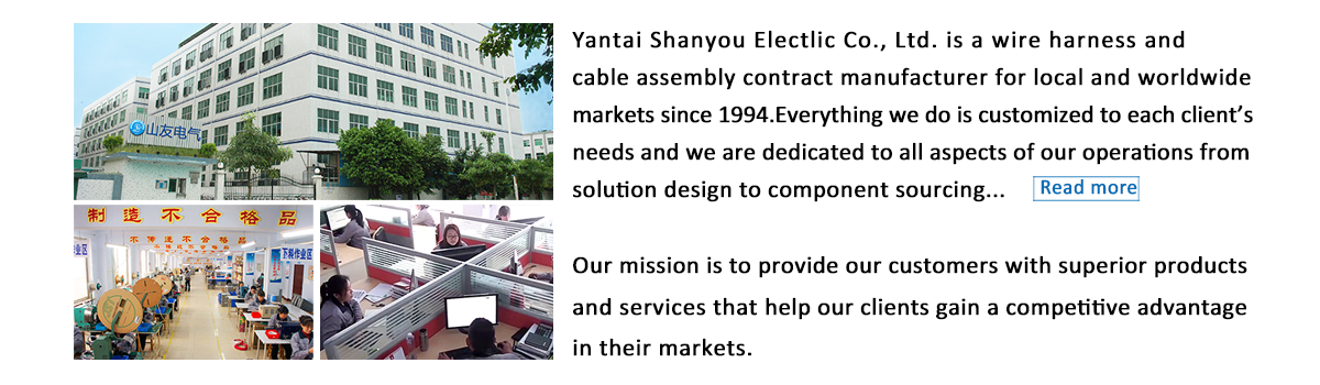 Yantai Shanyou Electric Co., Ltd. - Wires, Cables And Cable ...