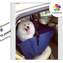 With 15 Years Experience Separable Waterproof PVC Pet Car Seat Cover