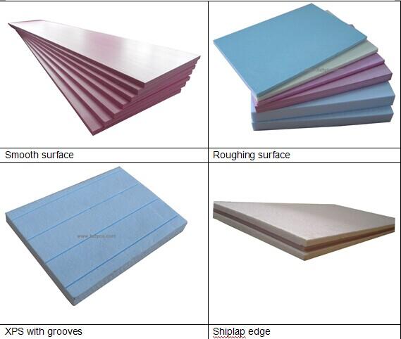 High density compressed styrofoam xps eps foam blocks for Foam block house construction