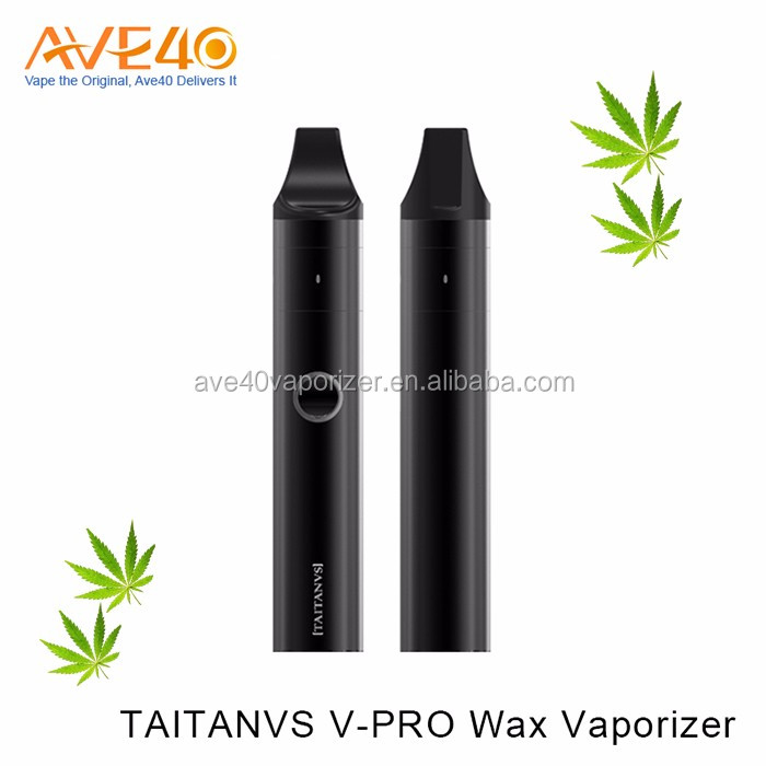 Specially for wax TAITANVS V-PRO free rubber wax vaporizer pens