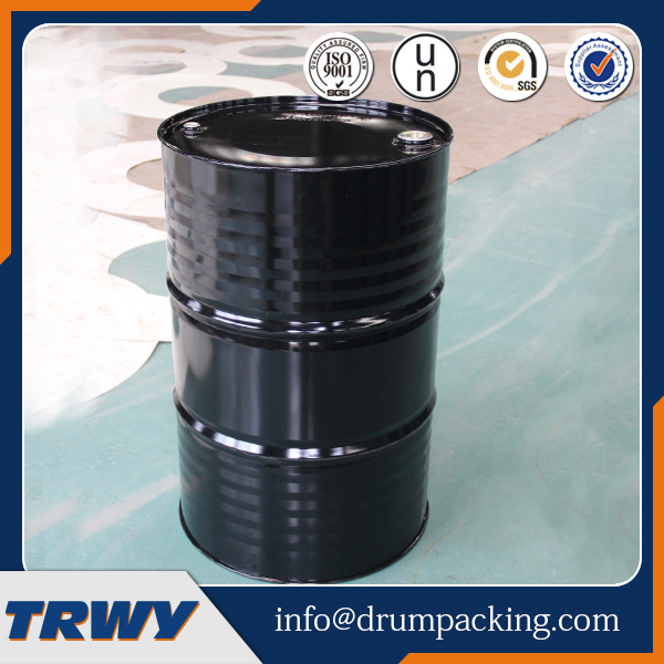 China Hot Sale Steel Lubricant Oil Barrel Drums 55 Gallon for Lubricant in good quality and competitive price