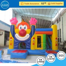 TOP INFLATABLES New design wholesale princess castle inflatable moonwalk for adults commercial bouncy castles with low price