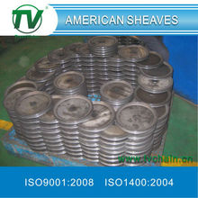 American standard Cast Iron sheaves