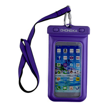 high quality waterproof dry bag case for iphone 6 galaxy j5/j7/s4, waterproof cover for iPhone 6