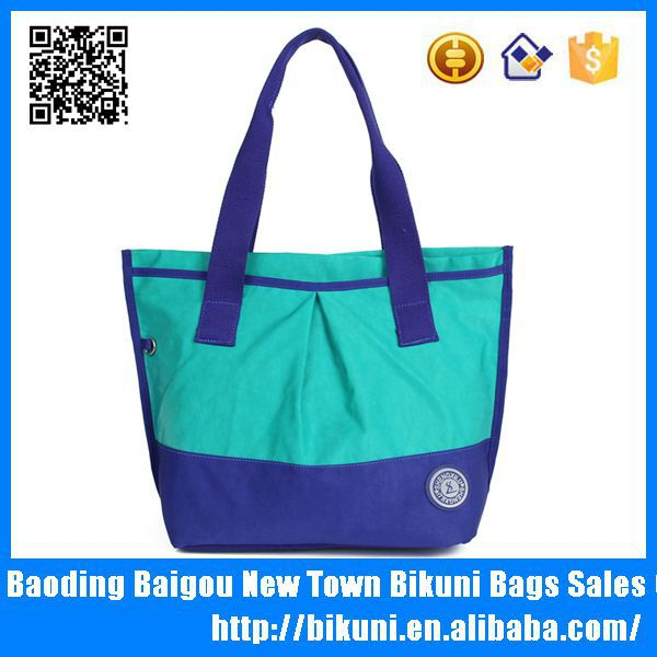 2015 most popular handbag waterproof shopping bag beautiful lady handbag