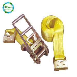 Customized Exterior Accessories CE Certificate 2inch Smart Cargo Lashing Ratchet Tie Down
