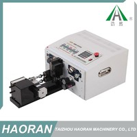 Make wire stripping machine,sheath line cutting machine,patch cord machine
