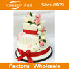 Tsingbuy hot sale professional customized beautiful wedding dummy cake / fake birthday cake for window display