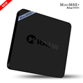 VONTAR Mini M8S+ Android 6.0 TV Box 2G RAM 8G ROM Amlogic S905X 2.4G WiFi BT4.0 H.265 4K MiniM8S Plus Mini M8S II