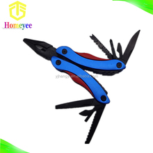 Black Finished Multi Tool Camping Screwdriver Pliers