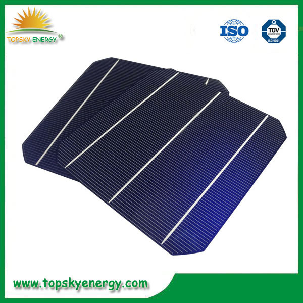 "<strong>19</strong>%-<strong>19</strong>.8% 4.5w-4.73w wholesale prices for 6"" inch efficiency 3BB Mono Solar Cell made in Taiwan"