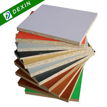 4x8 Melamine Faced Particle Board or MDF