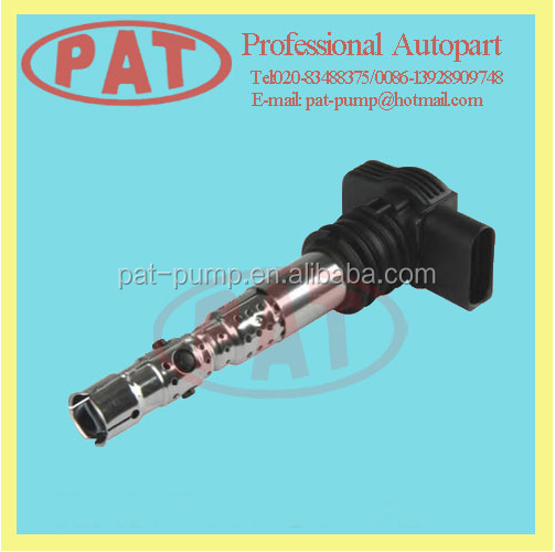 Ignition coil 06B905115H/06B905115/06A905115 for VW/AUDI