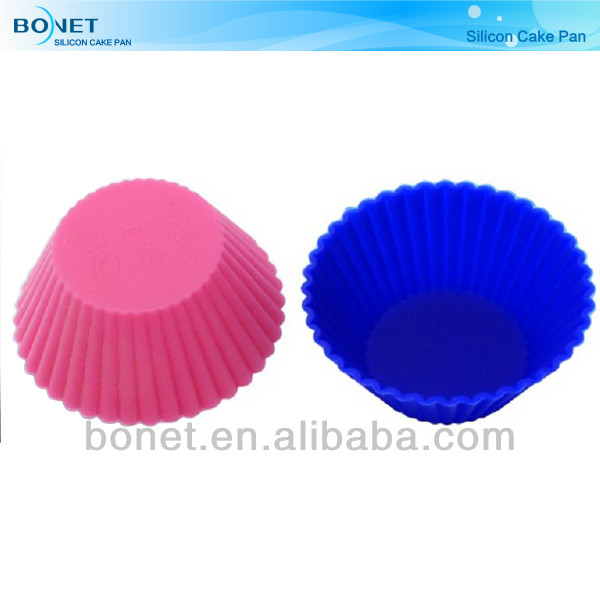 KSM0077 FDA & LFGB cute mini silicone cake baking molds
