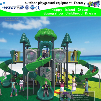 new design of Large outdoor playground equipment sale