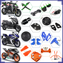 Professional Supplier Custom Aftermarket CNC Accessories Motorcycle Part