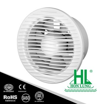 Plastic Bathroom Exhaust Fan (KHG12-Y)