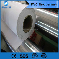 2015 popular PVC flex frontlit banner glossy surface 1.02-3.2m sales in rolls