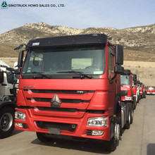 China SINOTRUK HOWO Tractor Truck Heavy Loading Trailer Head For Sale