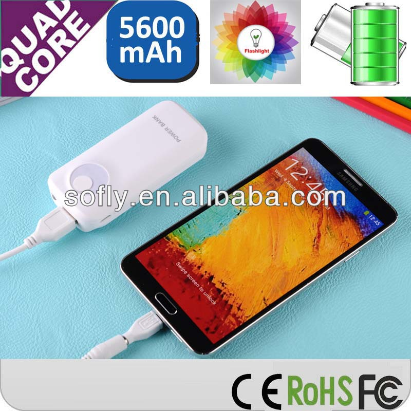 korea hotsale power bank electronics power bank