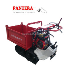 PT7B-220A For Ease European Market Field Bin Dumper