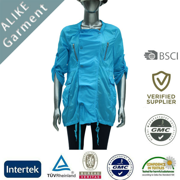 ALIKE women bike protection jacket